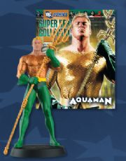 Eaglemoss DC Comics Super Hero Figurine Collection #031 Aquaman